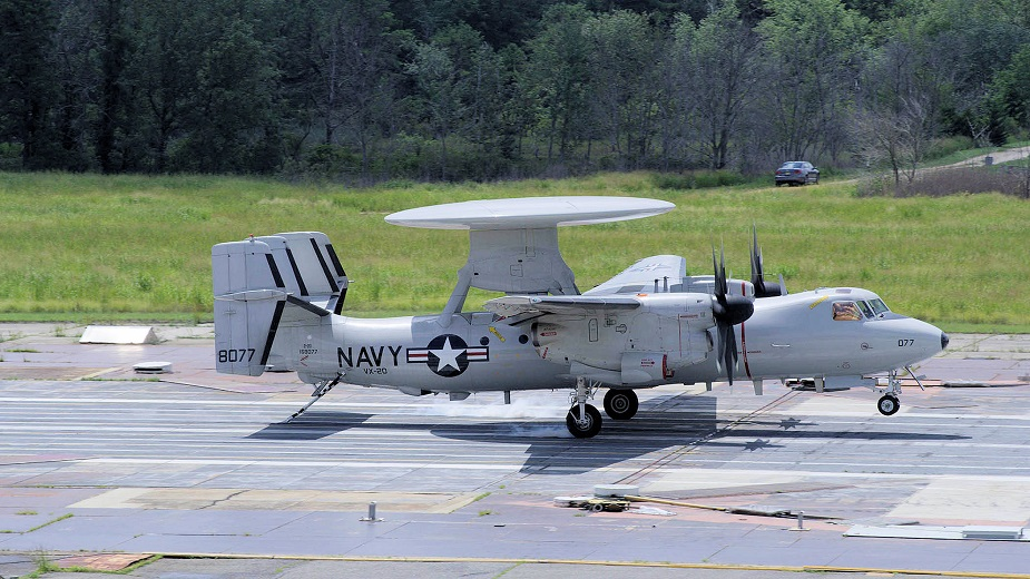 NAVAIR Completes AAG Performance Testing with Propeller Aircraft