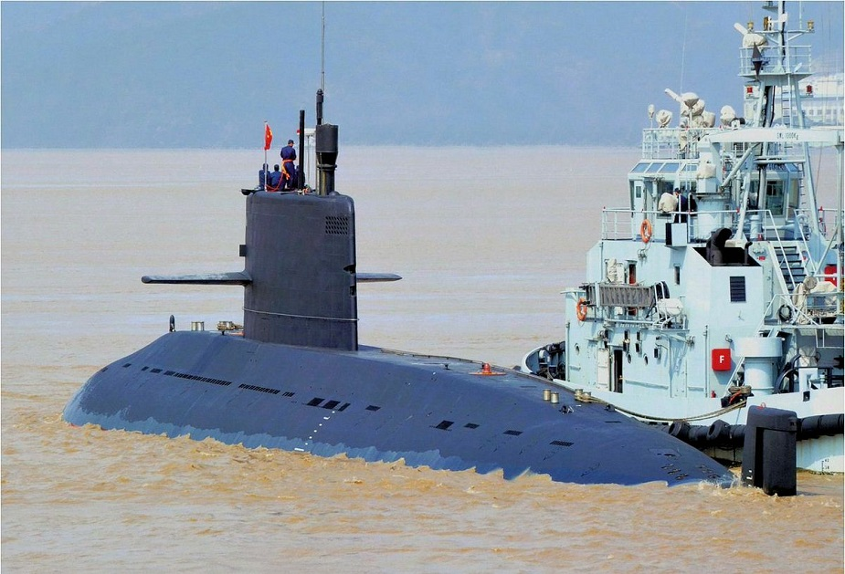 Chinas First AIP Submarine Unit Breaks Records