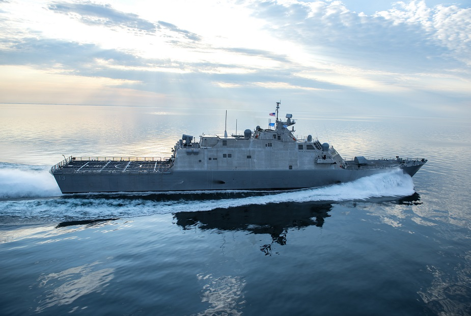 Freedom class Littoral Combat Ship Wichita Completes Acceptance Trials