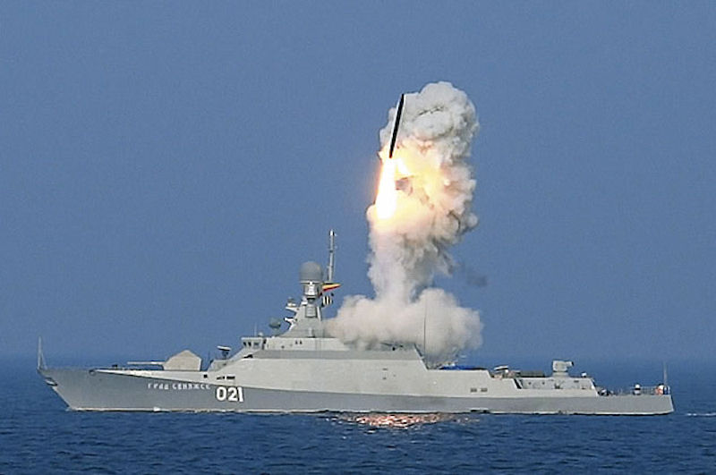 Russia to Upgrade its 3M 14 Kalibr Cruise Missiles 1