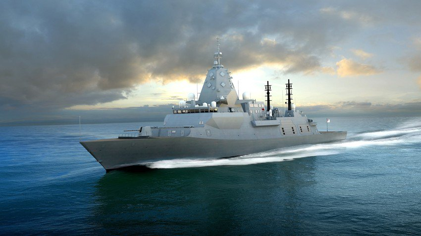 BAE Systems Wins Australias SEA 5000 Tender with Type 26 Hunter class Frigate 2