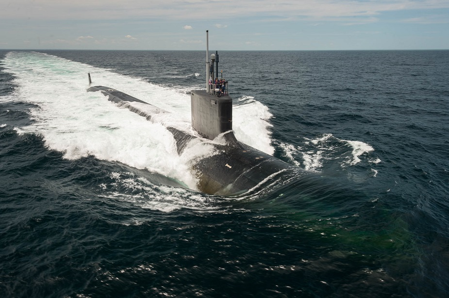 BAE Systems to Provide Additional Payload Tubes for Block V Virginia class Subs 2