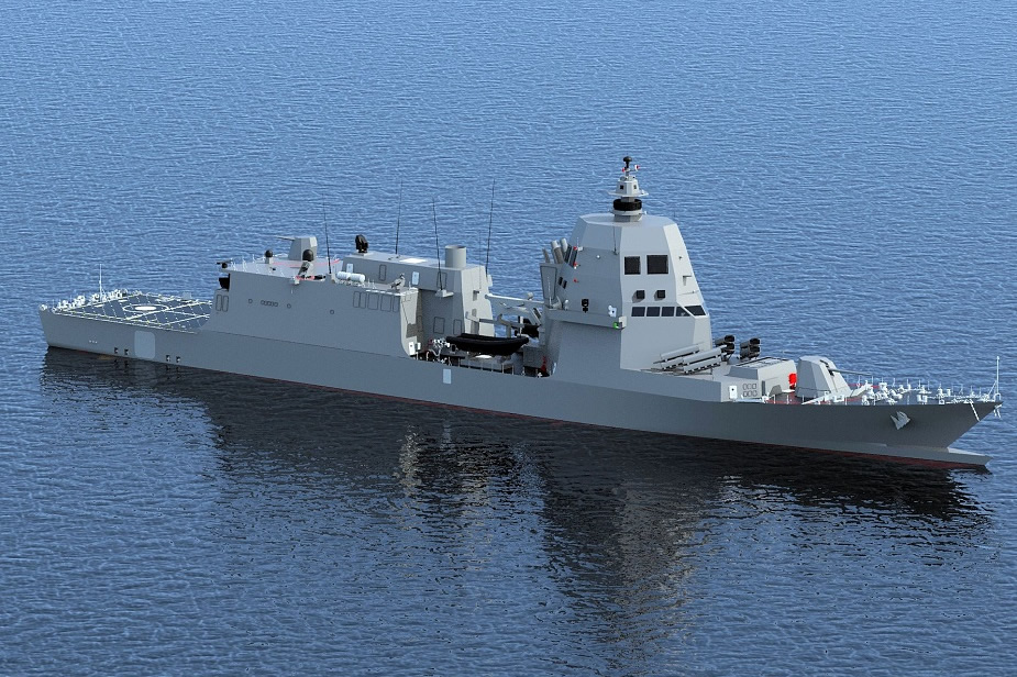 Italian Navy PPA to get BMD Capability in 2024