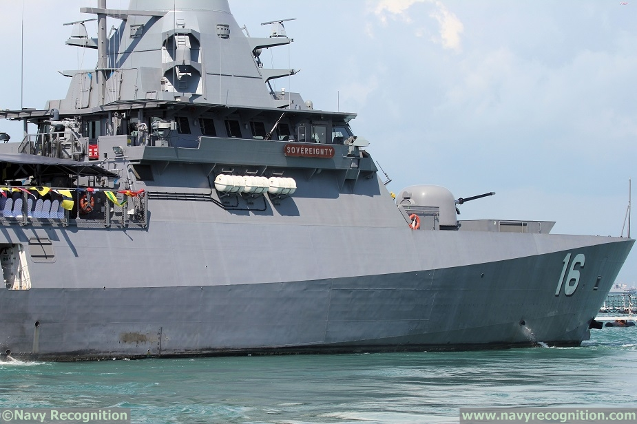 Republic of Singapore Navy Unveils its Smart Defence Initiatives 1