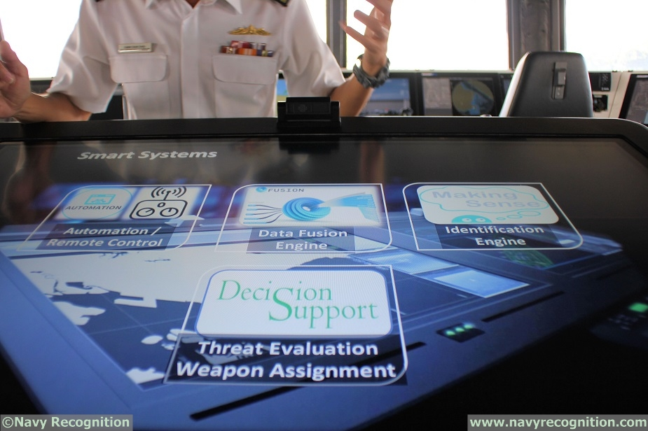Republic of Singapore Navy Unveils its Smart Defence Initiatives 2