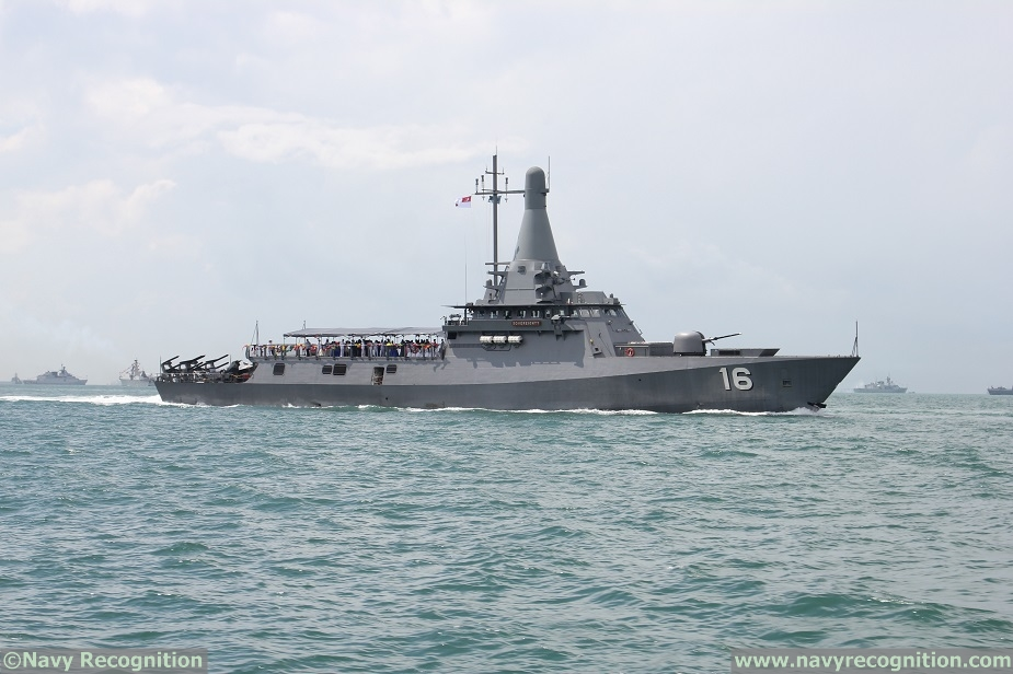Republic of Singapore Navy Unveils its Smart Defence Initiatives 4