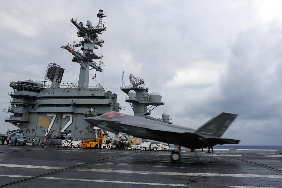 USS Abraham Lincoln CVN 72 Completes Fleet Carrier ...