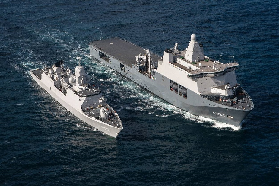 New Supply Ship Frigates and MCM Vessels for Dutch Navy 4