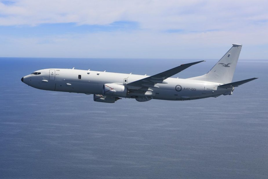 Boeing awarded contract for HAAWC integration on P 8A 925 001