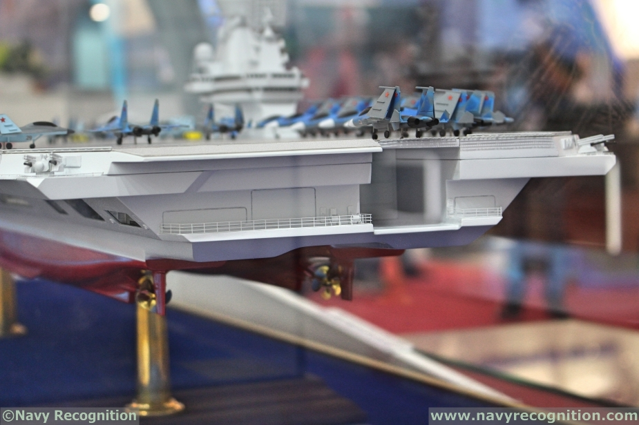 Future Russian Aircraft Carriers and Deck Aviation. #3 - Page 3 Russias_Krylov_Light_Aircraft_Carrier_Project_Features_Semi-Catamaran_Hull_Design_3