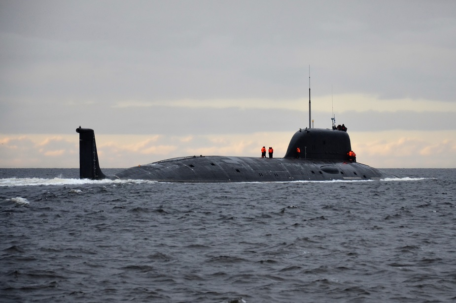Russias Project 885M Yasen M Submarine Kazan Started Sea Trials 2