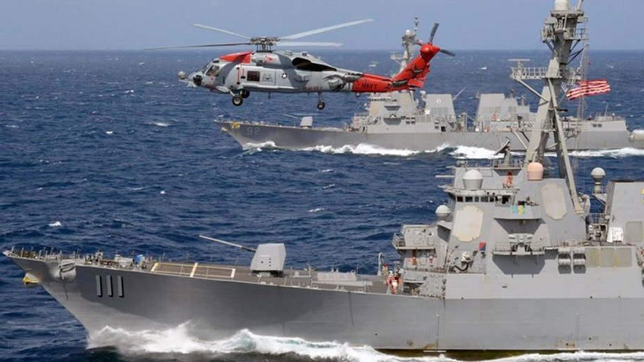 US pursuit of FONOPS in the South China Sea irritates China