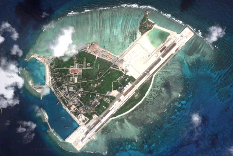 China to develop new island cities in the South China Sea