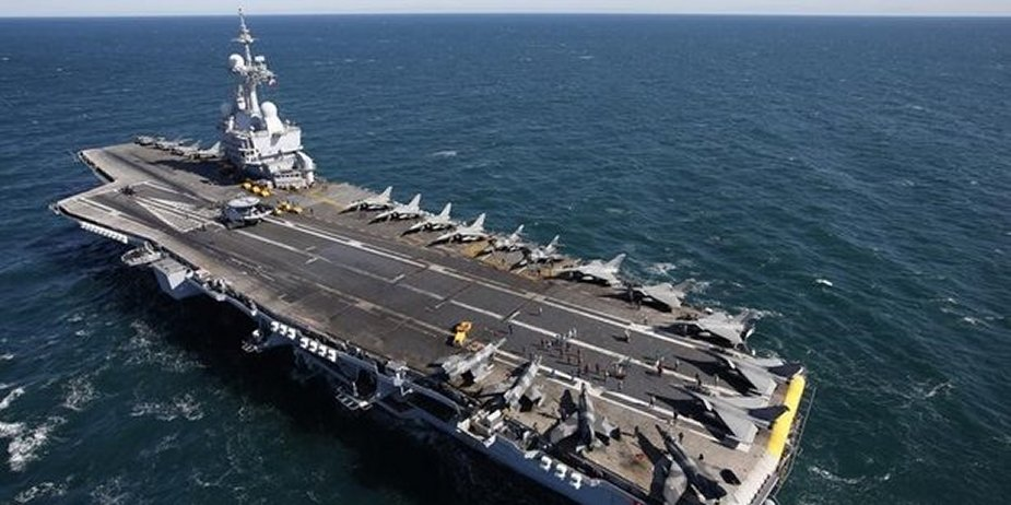 French aircraft carrier to take part to Clemenceau mission
