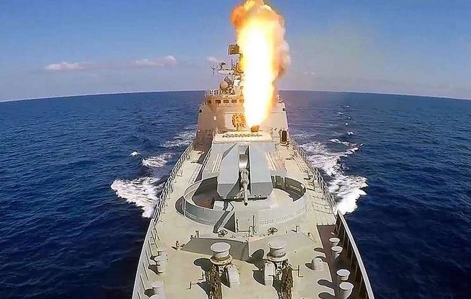 Russia to test launch Zircon missile from a frigate at the end of 2019
