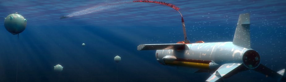 Raytheon awarded contract for AN AQS 20 mine hunting program 2