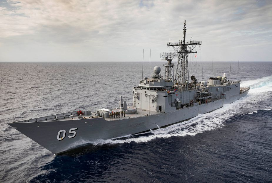Australia will sell two second hand guided missile Adelaide class frigates to Chile 925 001