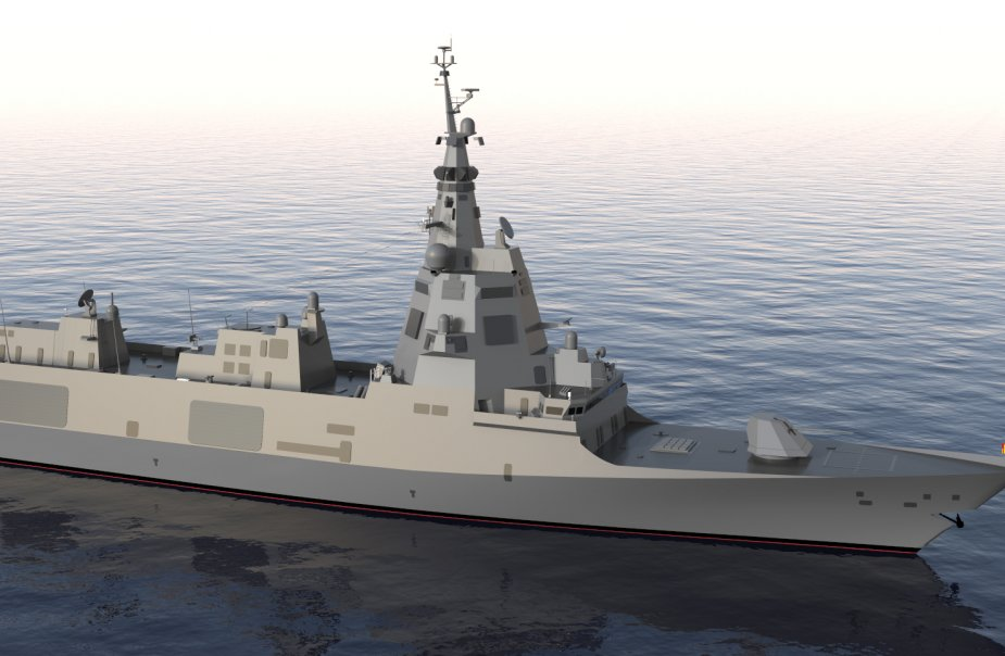 Lockheed Martin Continues Partnership With Spain For Future Frigates 925 001