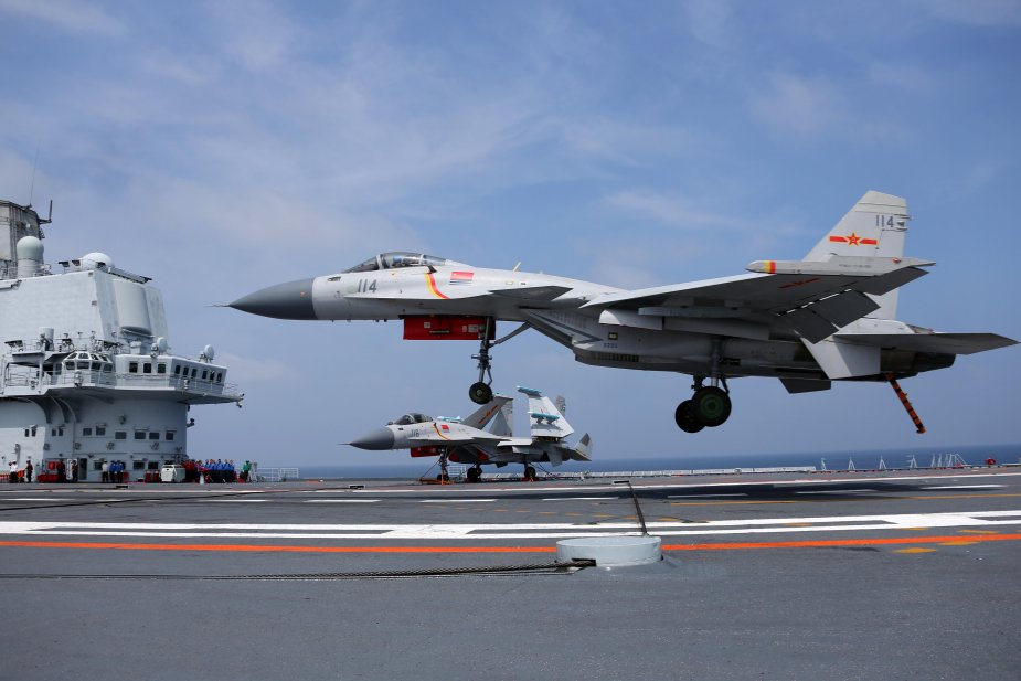 New Chinese aircraft carrier Shandong to deploy wide range of aircraft 925 001