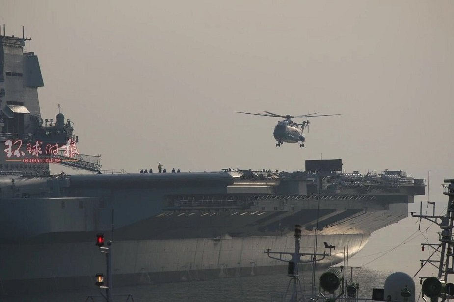 New Chinese aircraft carrier Shandong to deploy wide range of aircraft 925 005