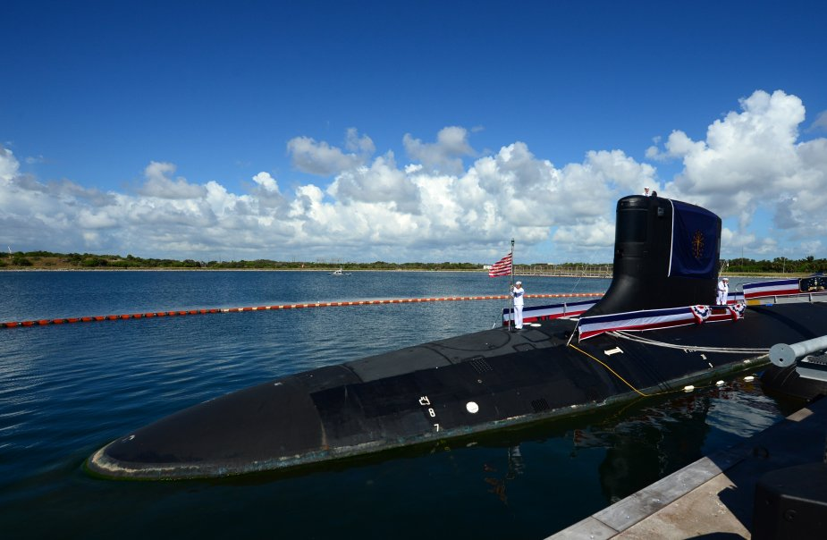 New USS South Dakota submarine to be commissioned on February 2 2019 925 001