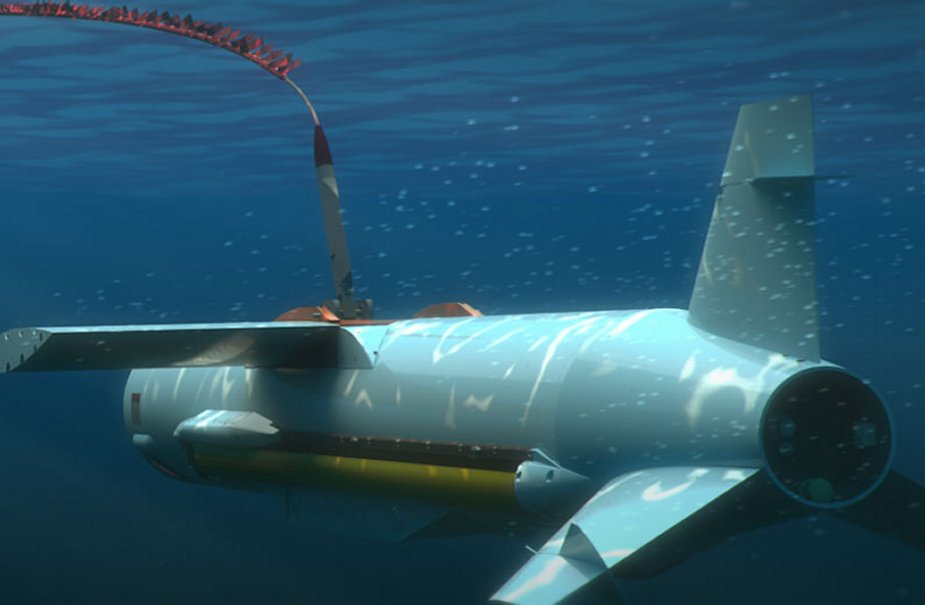 Raytheon awarded contract to upgrade ANAQS 20 mine hunting sonar for US Navy 925 001