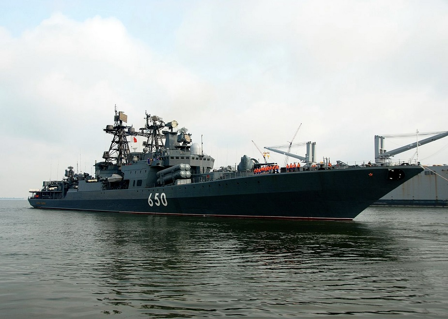 Russian Navy to focus on frigates, submarines - part 2