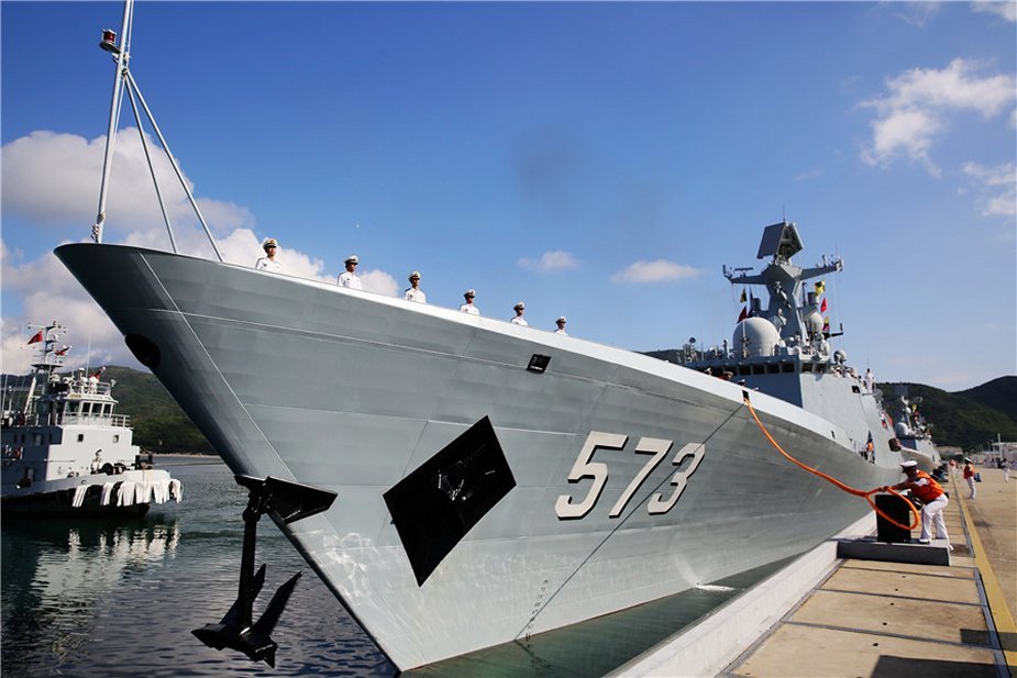 China State Shipbuilding Corp building 4 Type 054AP frigates for Pakistan 925 001