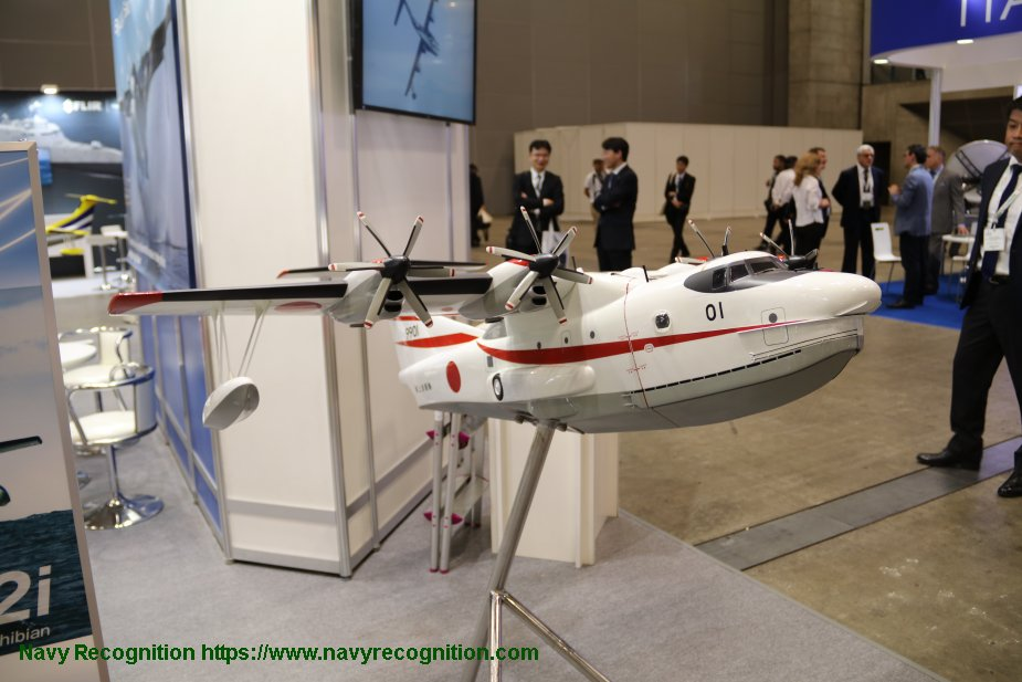 India to acquire US 2 amphibious aircraft from Japan 925 001