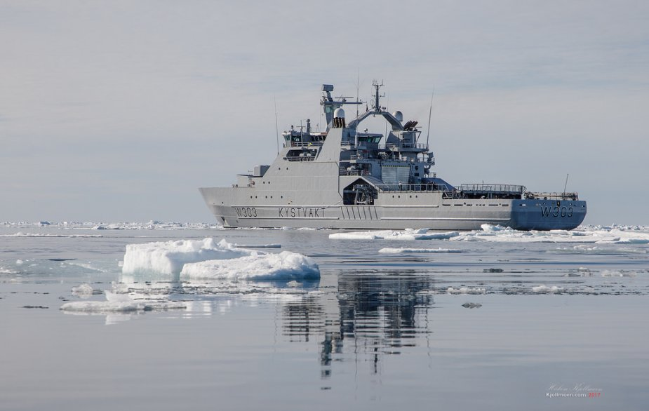 Saab to Deliver Communication System to Norwegian Coast Guard Vessels 925 001