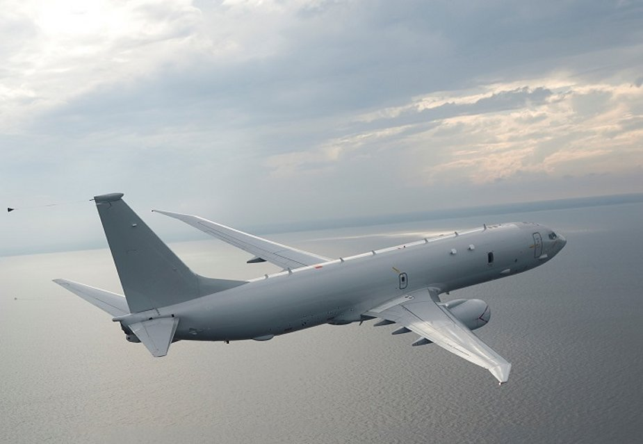 US Navy awarded Boeing a production contract for P 8A Poseidon