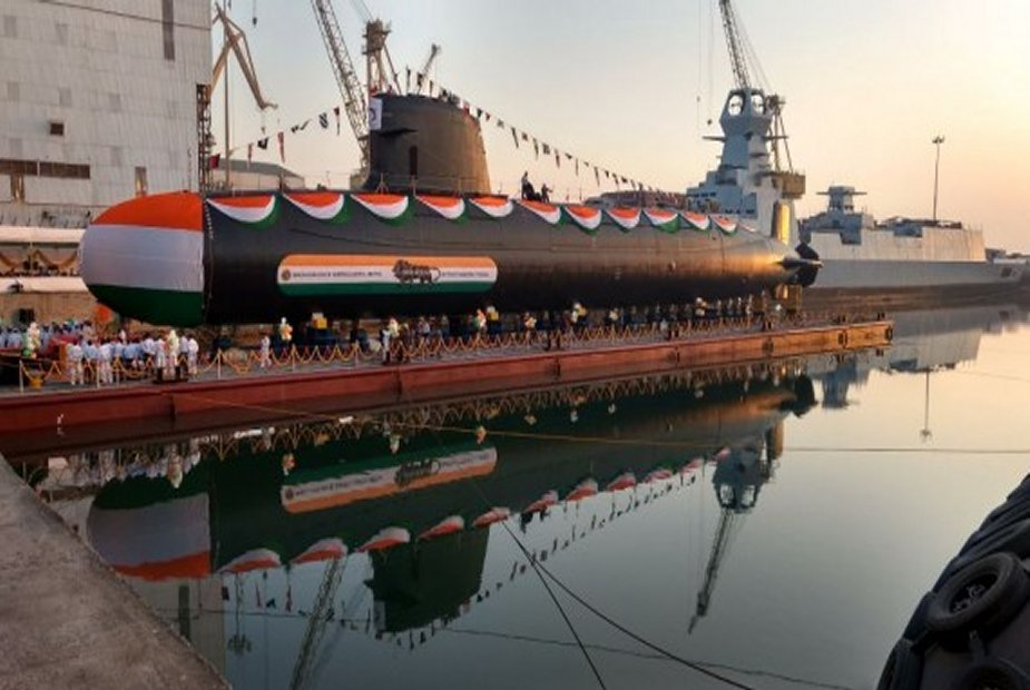 Project 75 Scorpene subs of Indian Navy to get delayed due to serious defects