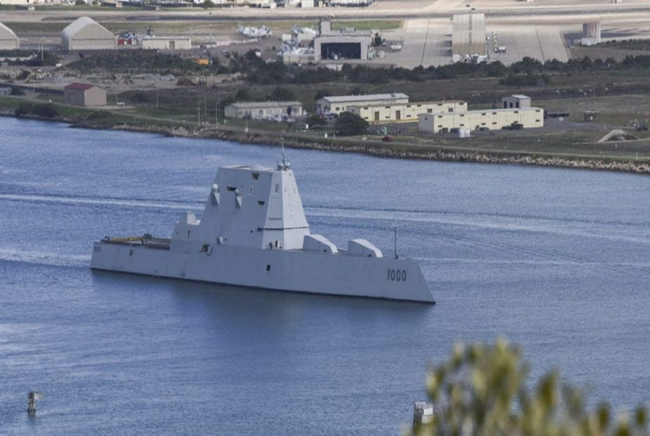 US Navy to group Zumwalt DDGs LCS test vessels and USVs in Development Squadron
