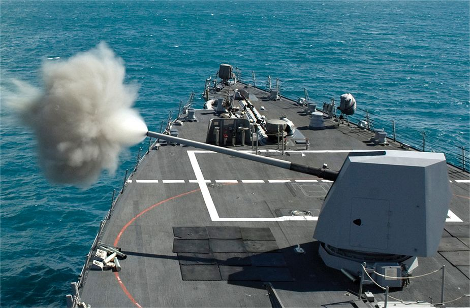 India will acquire 13 MK 45 5 inch 62 caliber naval guns from United States 925 001