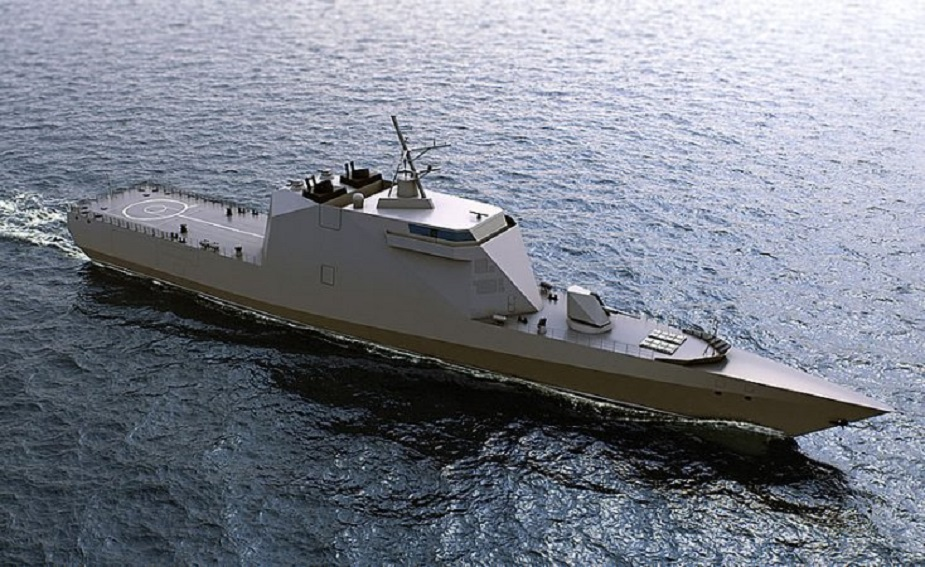 Project 20386 corvettes will get new superstructure made out of composite materials