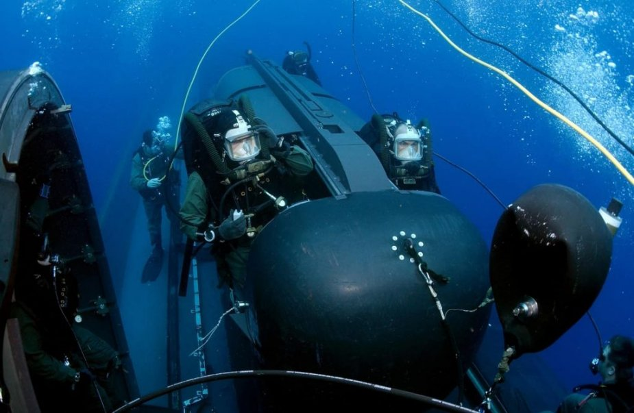 Teledyne Receives 41.4M U.S. Navy Contract for MK11 Shallow Water Combat Submersibles 925 001