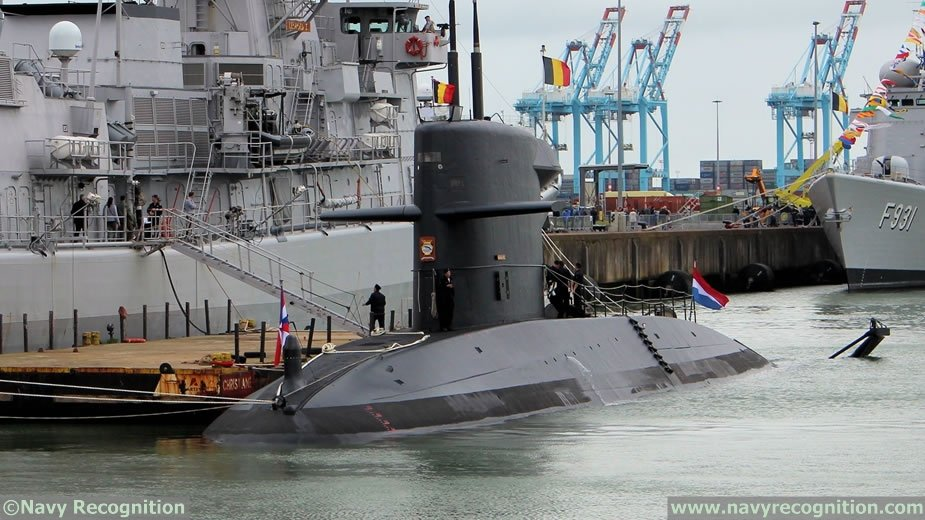 The acquisition of four submarines by the Dutch Navy is becoming clearer 925 001