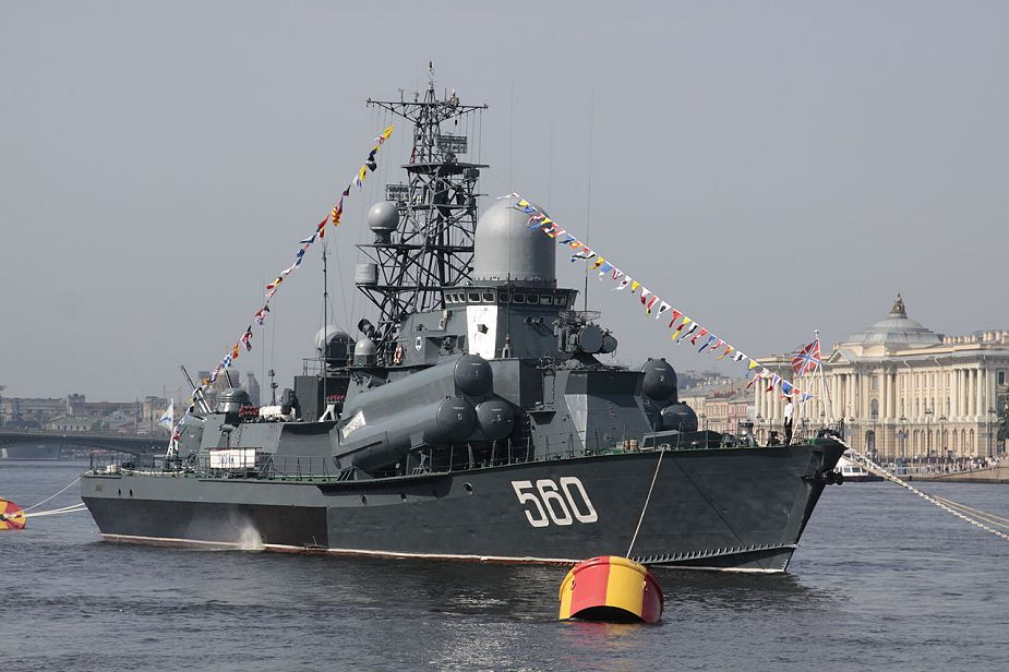 Navy of Russia will upgrade all Nanuchka class small missile ships project 1234 Ovod of 114th brigade Pacific fleet 925 001