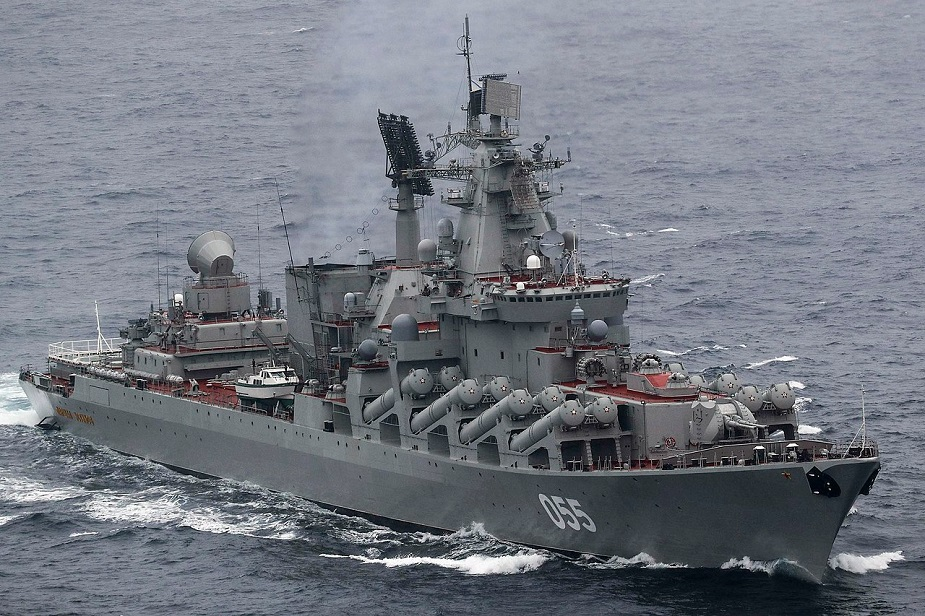 Russian Navy to focus on frigates submarines part 1