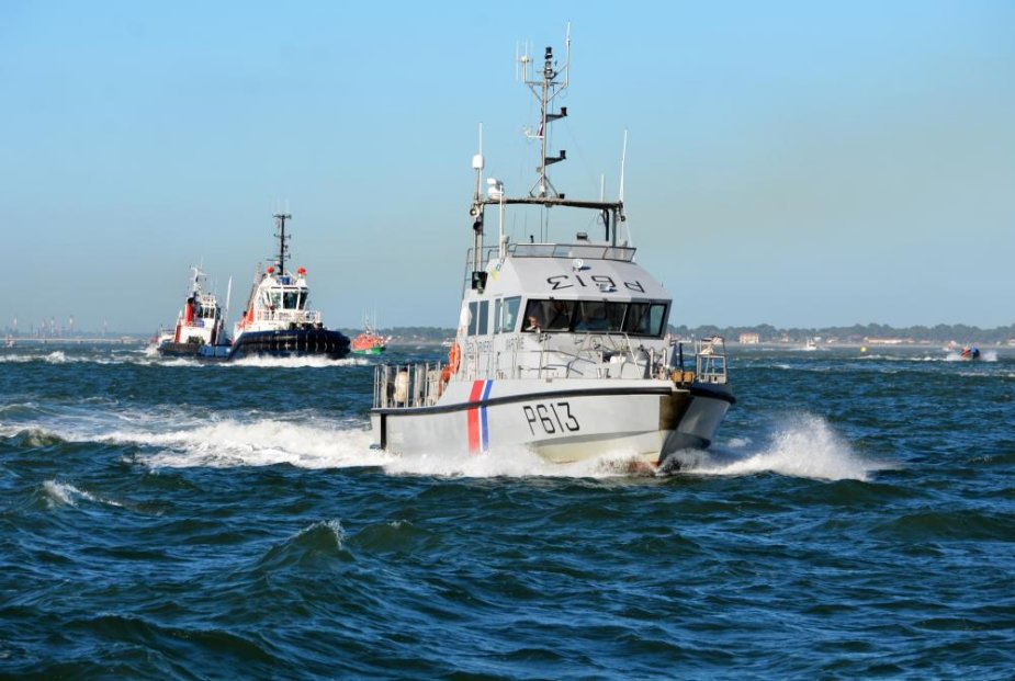 Socarenam to produce new coastal boats intended to Maritime Gendarmerie 925 001