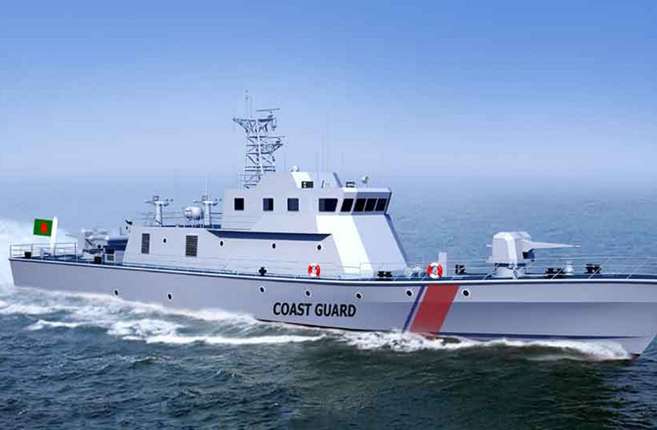 Khulna Shipyard lays keel for five more Padma class patrol vessels for Bangladeshi Navy 925 001