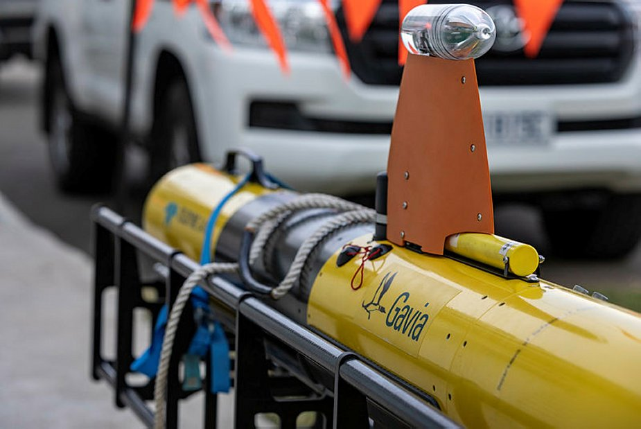 Royal Australian Navy demonstrate capability to manage AUVs during sea trials 925 001