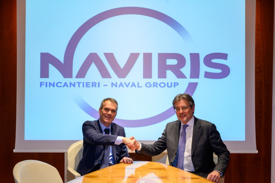 The Joint Venture Naviris between Fincantieri and Naval Group is now fully operational 925 001
