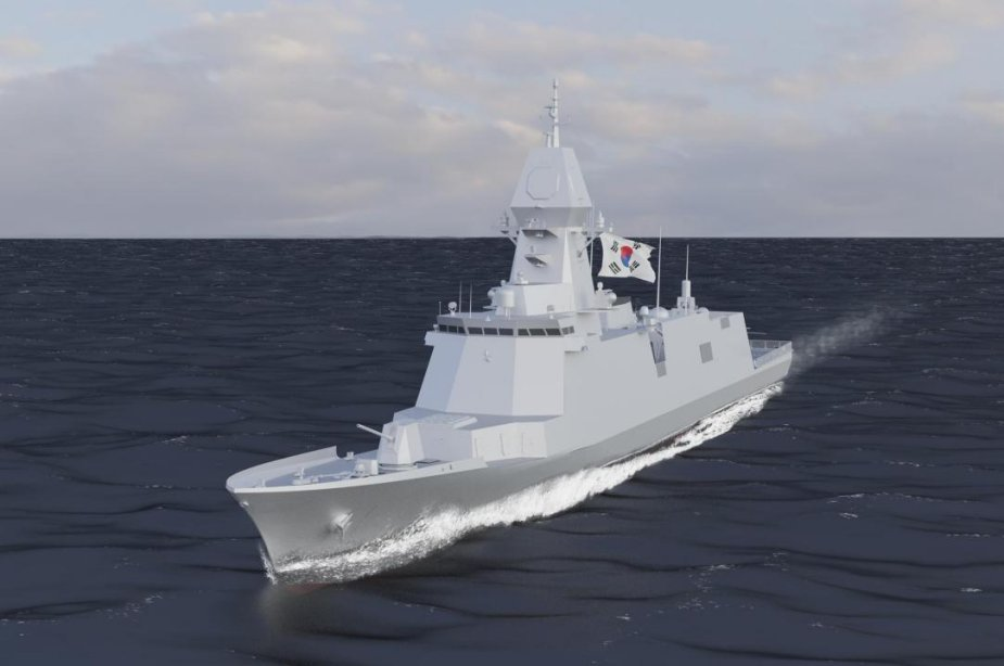 South Korea will develop close in weapon system for its warships fleet 925 001