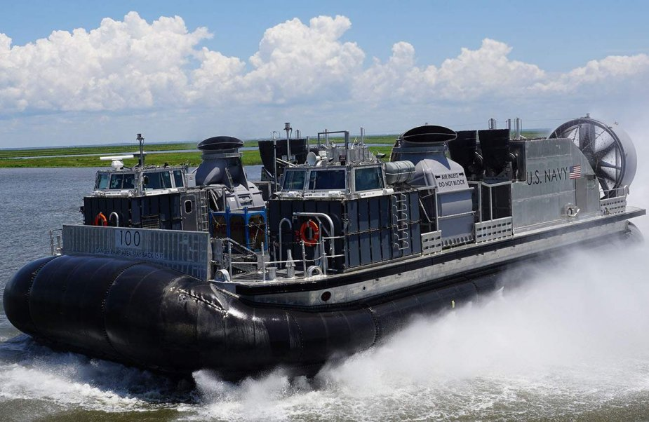 Textron systems delivers first next generation ship to shore connector to US Navy 925 001