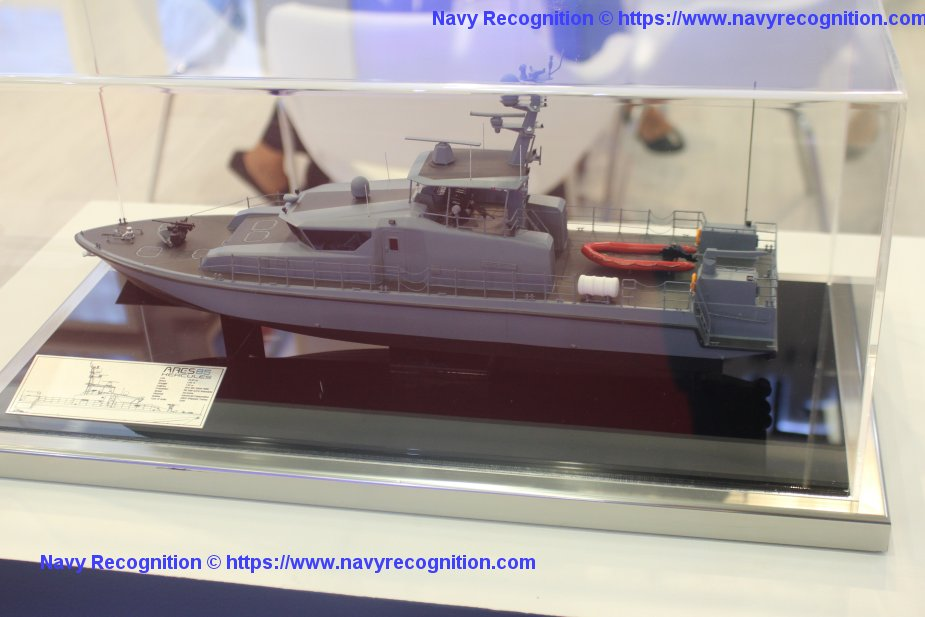 http://www.navyrecognition.com/images/stories/news/2021/august/Ares_Shipyard_showcases_Ares_85_Hercules_Fast_Patrol_Boat.jpg