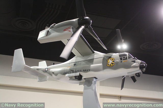 After a series of successful tests, the U.S. Navy last month certified that the Boeing Phantom Badger combat support vehicle can be transported inside a V-22 Osprey tiltrotor aircraft. That is another step toward providing warfighters with more options to deploy the versatile vehicle. Phantom Badger is part of the Bell Boeing V-22 display at the Navy League's Sea-Air-Space Exposition currently held in National Harbor, Md.
