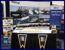 At the 2014 Sea-Air-Space Expo, Caterpillar Marine features the new Cat® Propulsion System for military vessels. Cat Propulsion Systems offer optimized bundles and propulsion packages including controllable pitch propellers, transverse thrusters, azimuth thrusters, aftermarket parts and remote control systems. All Cat Propulsion System products are ideally suited for the complete and comprehensive line of Cat and MaK ™ medium and high speed engines.