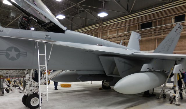 Lockheed Martin announced today at Sea-Air-Space 2015, which is held from 13-15 April at National Harbor, the successful first flight of a US Navy F/A 18F Super Hornet multirole fighter aircraft fitted with Lockheed's Sniper Advanced Targeting Pod (ATP).