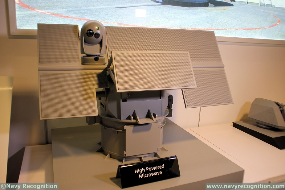 BAE System High Powered Microwave SNA 2018